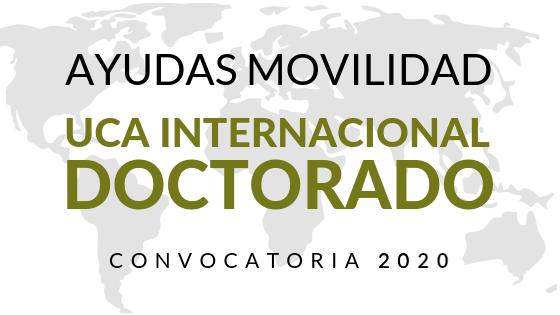 RESOLUCIONES DEFINITIVAS – Ayudas para Estancias de Investigación en Centros Extranjeros de Prestigio Internacional – Convocatoria 2020
